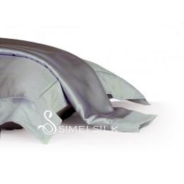 Silkkityynyliina (harmaa)