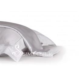 Silkkityynyliina (hopeanharmaa)