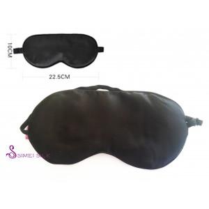 Mulperisilkkiset silmälaput (silmämaski)-- iso koko