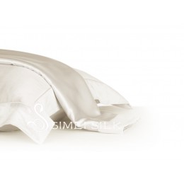 Silk Pillowcase off-White