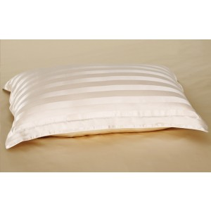 Silk Pillowcase Queen Size malva