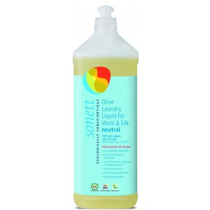 Sonett detergent -Olive Laundry Liquid for Wool and Silk, neutral