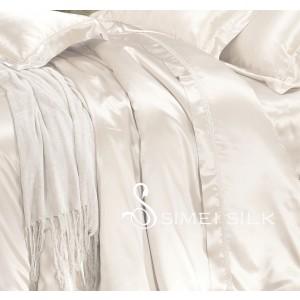 Duvet Cover single size, Silver grey
