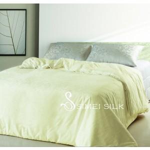 Silk Duvet, ( king size, cotton casing )