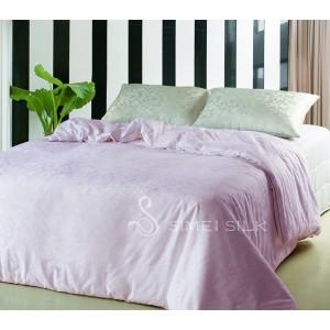 Silk Duvet, ( queen size, cotton casing )
