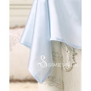 Silk Flat Sheet, double size (Malva)