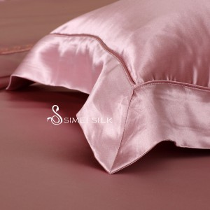 Silk Pillowcase Snow White