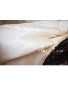 Silk duvet for baby