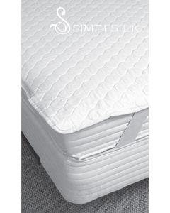 Silk mattress pad ( double bed)