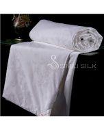Silk Duvet (500g single size, cotton casing )