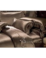 Duvet Cover King size Chocolate