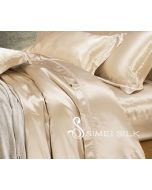 Duvet Cover single size, Champagne