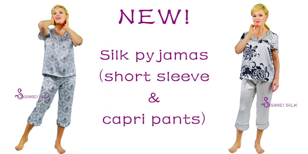 simeisilk-silk-pyjamas-short-sleeve-capri-pants